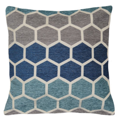 Theo Square Throw Pillow