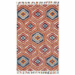 Weave And Wander Calendra Geotric Hand Tufted Rectangular Indoor Rugs