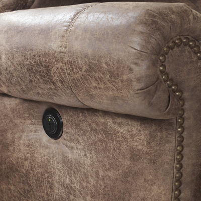 Signature Design By Ashley® Orberson Upholstered Loveseat