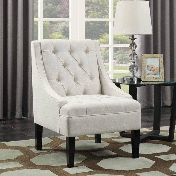 Home Meridian Avanti Powder Armchair