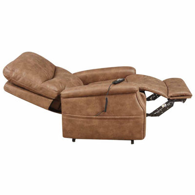 Home Meridian Dual Moter Lift Lift Pad-Arm Recliner