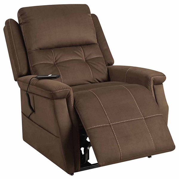 Home Meridian Double Motor Lift Lift Pad Arm Recliner