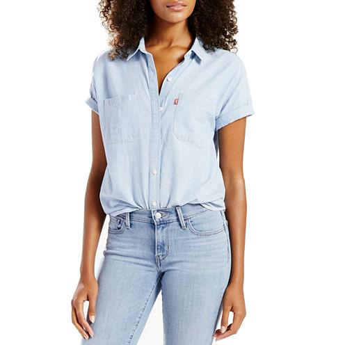 Levi's® Short Sleeve Holly Shirt