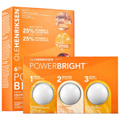 Ole Henriksen Power Bright™ 3-Step Professional Brightening System