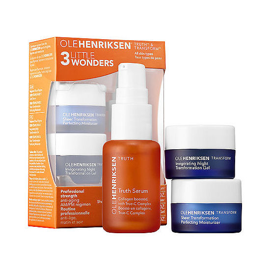 OLEHENRIKSEN 3 Little Wonders™ Mini