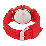 Disney Toy Story Boys Red Strap Watch-Wds000722