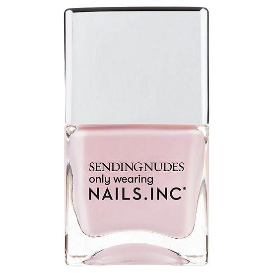 NAILS INC. Sending Nudes Nail Polish Collection