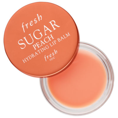 Fresh Sugar Peach Hydrating Lip Balm