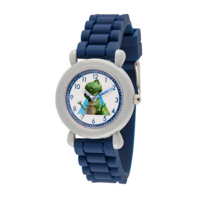 Disney Toy Story Boys Blue Strap Watch-Wds000731