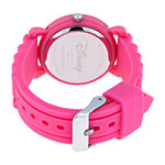 Disney Princess & The Frog Girls Pink Strap Watch-Wds000736