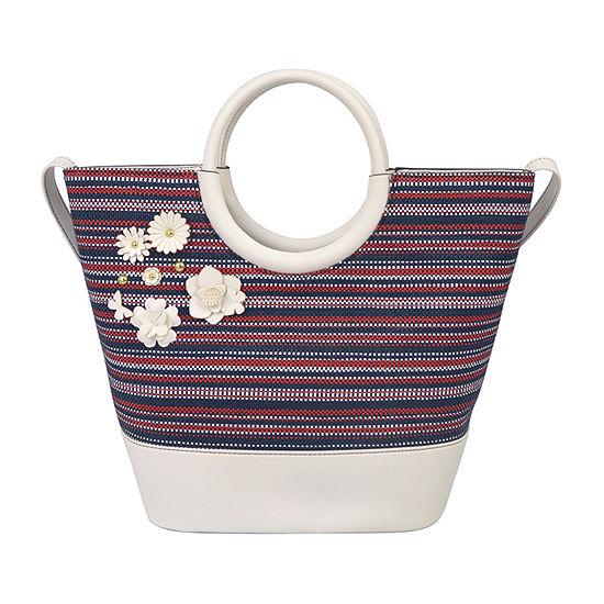 Liz Claiborne Harriet Tote Bag