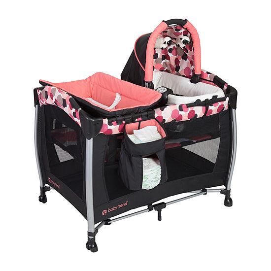 Baby Trend Resort Elite Nursery Center Play Yard