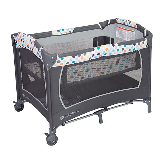 Baby Trend Lil Snooze Deluxe Nursery Center Play Yard