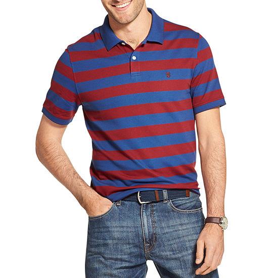 IZOD Advantage Polo Mens Short Sleeve Polo Shirt