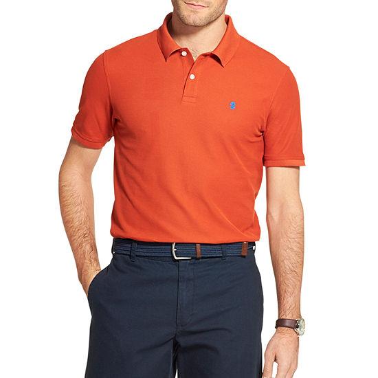IZOD Advantage Performance Mens Short Sleeve Polo Shirt