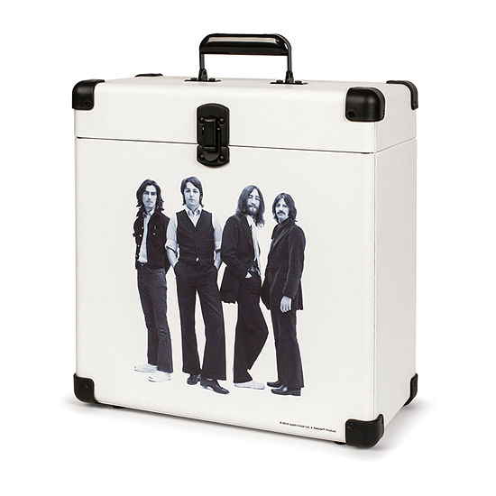Crosley Record Carrier Case The Beatles