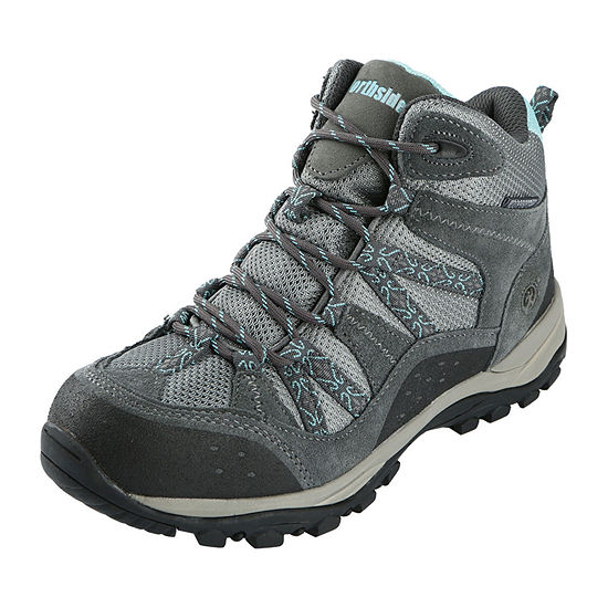 Northside Womens Freemont Wp Hiking Boots Flat Heel