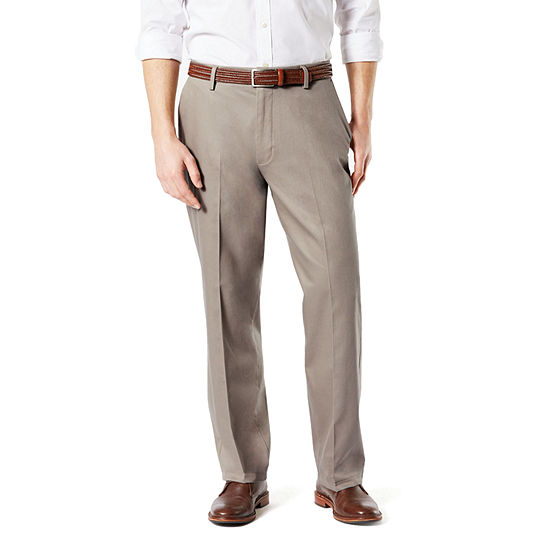 Dockers® Men's Relaxed Fit Signature Khaki Lux Cotton Stretch Pants D4