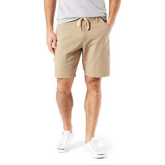 Dockers® Men's Straight Fit Utility Smart 360 Flex Shorts D2