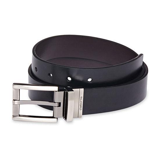 Claiborne® Reversible Belt w/Rounded Edge