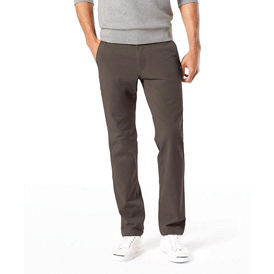 Dockers® Slim Fit Downtime Khaki Smart 360 Flex Pants D1