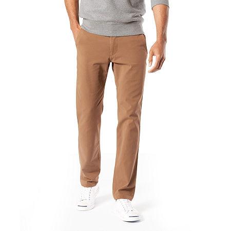 Dockers Slim Fit Downtime Khaki Smart 360 Flex Pants D1. 34 34. Brown