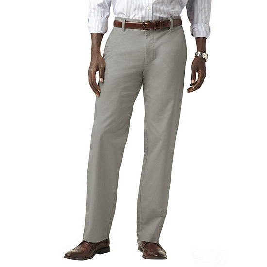 Dockers® Straight Fit Easy Khaki with Stretch Pants D2