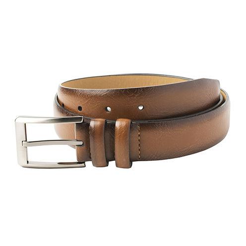 Stafford® Feather-Edge Dress Belt