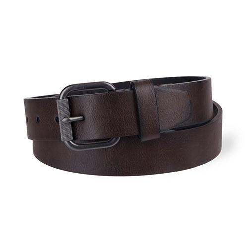 Arizona 39 Brown Roll Solid Belt