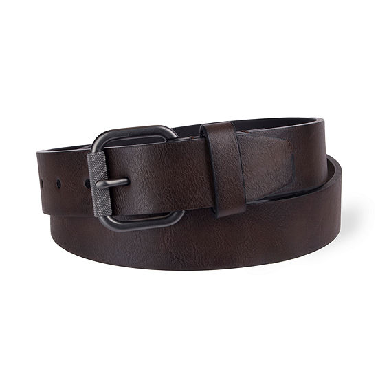 Arizona® 38MM Center Edge Roller Buckle Belt