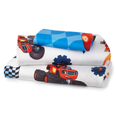 Nickelodeon™ Blaze Fast Track Twin Sheet Set