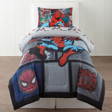 jcpenney.com | Marvel® Spider-Man® Twin Comforter & Accessories