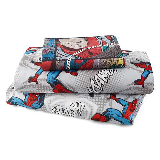 Marvel® Spider-Man® Twin Sheet Set