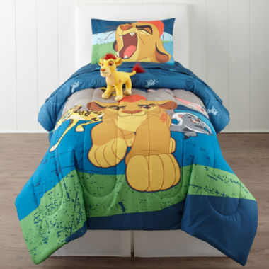 jcpenney.com | Disney Collection Lion Guard All-For-One Twin Comforter & Accessories