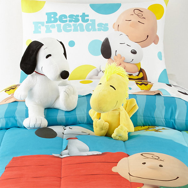 Peanuts Sunny Day Twin Comforter