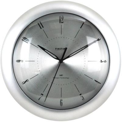 FirsTime® Plasma Steel Wall Clock
