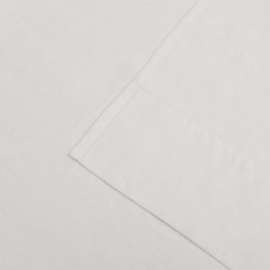 Madison Park Signature Cotton Linen Sheet Set
