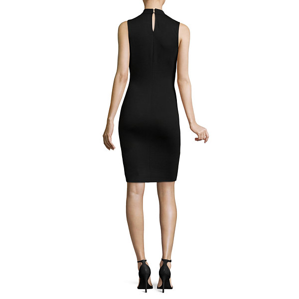 Nicole By Nicole Miller Sleeveless Bodycon Dress