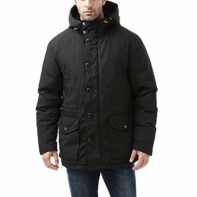 Heavyweight Waterproof Puffer Jacket