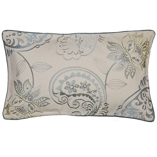 14x24 Paisley Pillow