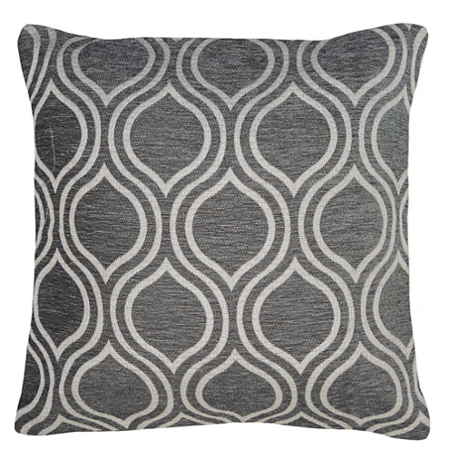 Square Throw Pillow, Two Pack