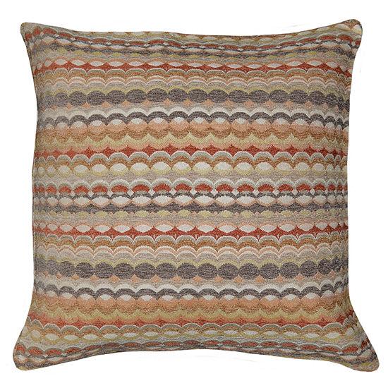 Vestal Square Throw Pillow
