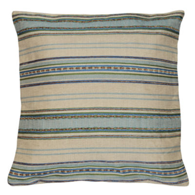 Forzando Square Throw Pillow