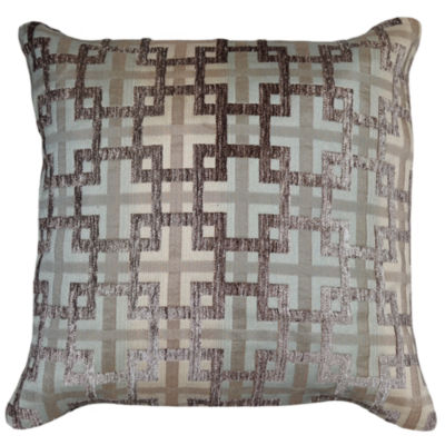 Galveston Square Throw Pillow