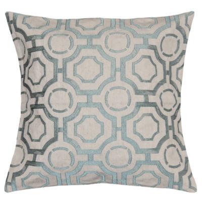 Liam Square Throw Pillow