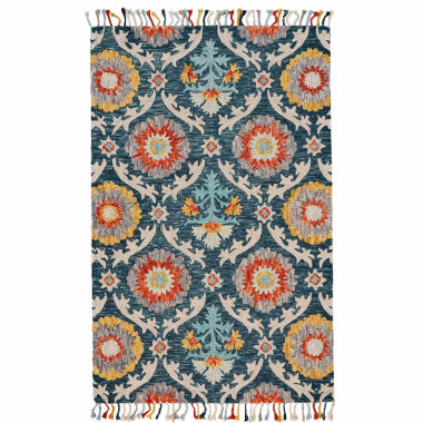 Room Envy Calendra Lily Hand Tufted Rectangular Rugs