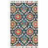 Weave And Wander Calendra Lily Hand Tufted Rectangular Indoor Rugs