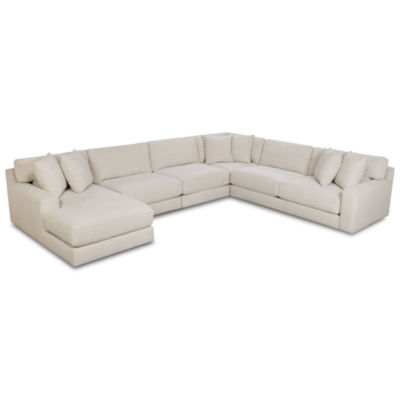 Fabric Possibilities Ponderosa 5-Pc Right Arm Sectional