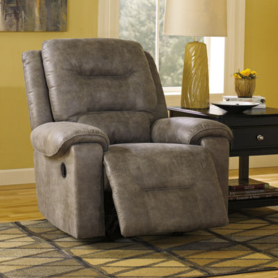 Signature Design by Ashley® Rotation Power Rocker Recliner