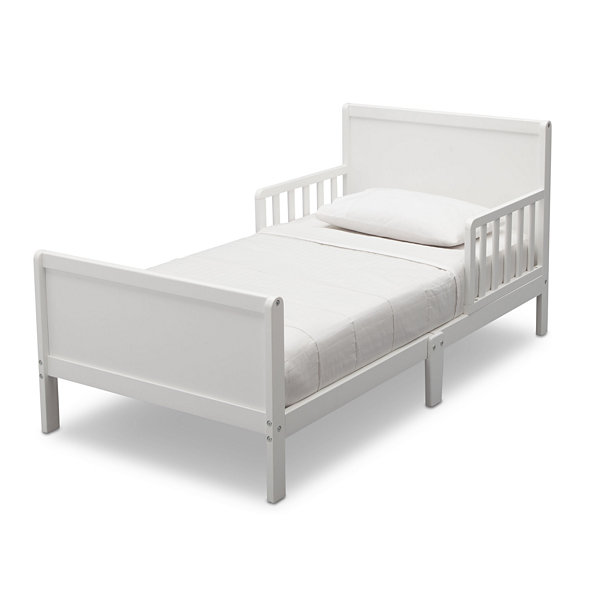 Delta Children Fancy Toddler Bed - Painted